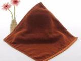 酒店小方巾純棉加厚吸水洗臉面巾賓館毛巾可定制logo