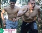 洪流武道馆-暑期学散打搏击拳击实战跆拳道