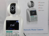 网络电话摄像机 可视电话 厂家批发无线监控器 无线监控器设备
