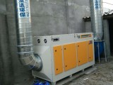 碧蓝达10000风量UV光氧废气净化器