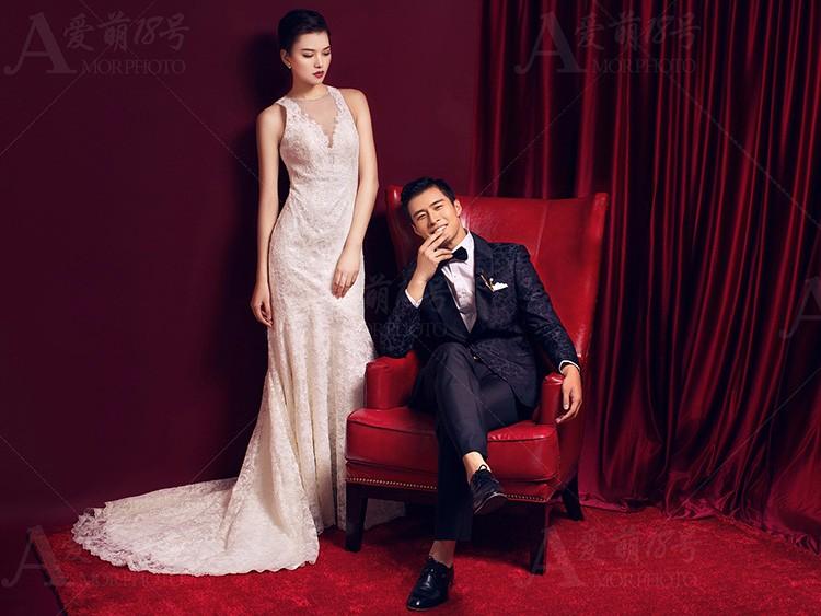 婚纱照就要美的不一样