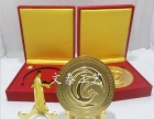 订做各种金属奖牌,锌合金纪念币,镀真金纪念章,胸章