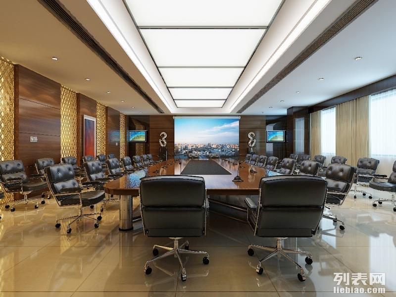 济南瑞通装饰专业办公室装修设计