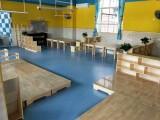 東莞幼兒園實木平板床 早教中心兒童疊疊床 親子樂園家具定做