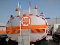 8吨国四东风多利卡加油车,玉柴发动机