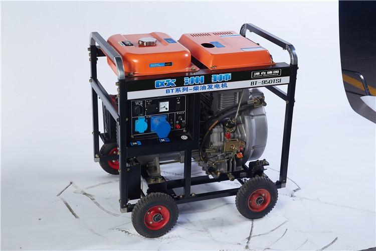 济南6千瓦柴油发电机