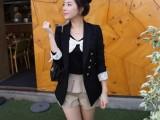 2012秋装新款韩版女修身小西装短外套女装  249