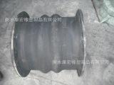 供应异形管 橡胶伸缩节 配法兰 批发价格