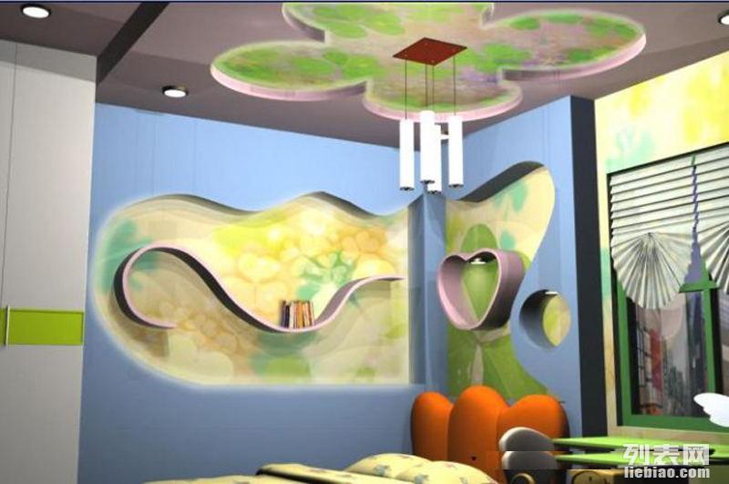 家居手绘墙 幼儿园墙绘 3D街头地画 大型酒店壁画工程