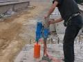 柳州市打孔从事多年的钻孔经验,长期专业承接钻空调孔