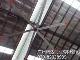 工业大风扇节能大吊扇大风量低转速高大厂房通风降温工业风扇