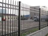 小区庭院锌钢护栏 别墅围墙学校工厂锌钢护栏 批发生产锌钢护栏