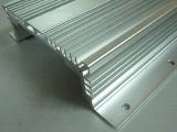 厂家开模挤出汽配铝面板型材 铝合金制品c