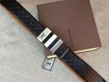 给大家透露一下高仿菲拉格慕黑棕双面皮带,质量好的哪里有卖