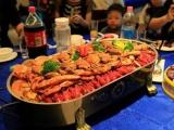 双十一自助简餐宴会自助餐火鸡必备的感恩节美食