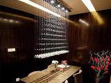 简约时尚餐吊灯 LED吧台灯吊线餐厅灯饰 现代水晶灯具批发 X2