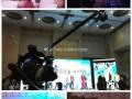 山东济南晚会录制,活动录制,多机位导播,微信直播