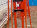 河北电缆放线架 液压放线架 液压电缆放线架-多孔式放线架