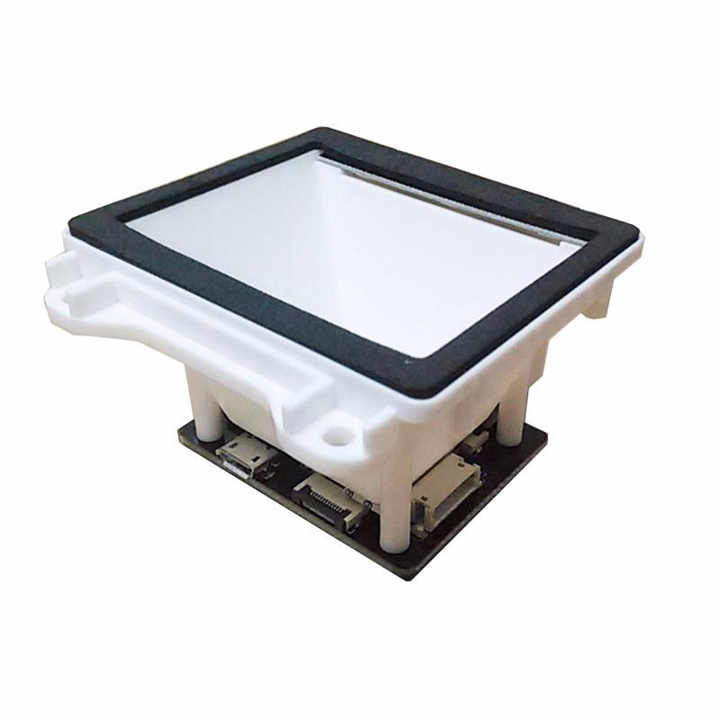 嵌入式二维码扫描模组 条码扫描引擎 串口 USB接口