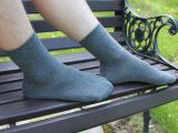 男士袜子 中筒袜子 成人袜子 男袜 防臭 吸汗 透气 礼物