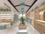 南通森源小型私人药店布置风水设计图