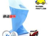 便携式小便袋 移动厕所车载应急尿袋厂家 车载应急尿袋微型马桶