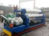 天润机械供应 机械式三辊对称卷板机 实心卷板机