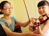 深圳龙岗龙城广场万科里学小提琴你准备好每天听锯木的声音了