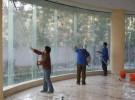 专业家庭工厂写字楼宇等开荒保洁 地毯清洗 外墙清洗