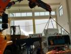 武汉东西湖起重吊装公司 大型设备搬迁运输就找鑫环成