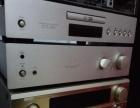 原装韩国进口**CD机和发烧级纯功放。