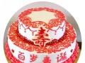 天津市实体蛋糕订购24小时营业蛋糕店天津免费配送