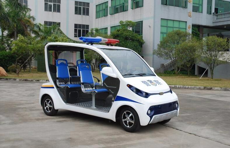 川渝地区电动巡逻车,门可拆卸,交流电机,爬坡能力强