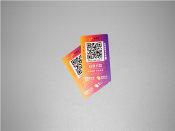 广州信誉好的扫码支付卡供应商推荐支付卡片定做厂家