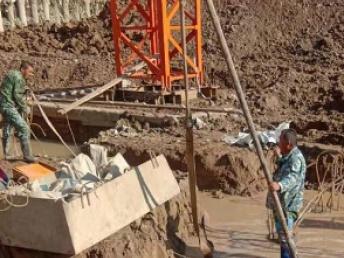 武漢沌口開發區機械鉆井 地源熱泵井電話