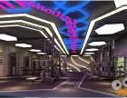 健身房装修案例 健身房装修效果图 健身房装修图 查小乖装修网