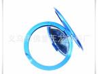圆形塑料镜子 口袋折叠化妆镜 个人护理 彩妆工具 广告促销礼品双