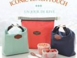 四色野餐包 韩国iconic创意野餐包 冰包保温包 午餐包便当包