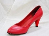 茂纳 厂家直销女鞋单鞋高跟鞋单靴高筒平底