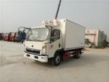 珠海五十铃4.2牛奶保鲜保温车厂家价格蓝牌可开