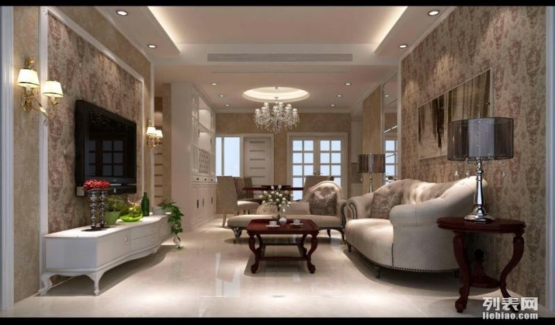 珠海恒隆华萃园装修新房公寓家居家庭珠海恒隆华萃园装修
