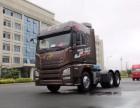 青岛解放 JH6重卡 500马力 6 4牵引车