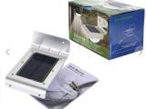 太阳能感应声控灯太阳能产品YY-004声光控 光控+声控功能