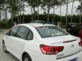 雪铁龙世嘉2010款 世嘉-三厢 1.6 手动 尚乐版 一手车无