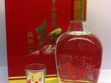 玉山瓮藏红高粱酒礼盒 白酒批发招商 金门高粱酒