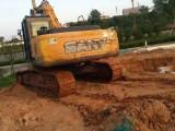 14年三一215-9挖掘机低价出售 质保一年 全国包送