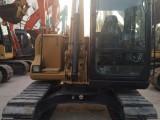 出售原装进口卡特307C二手挖掘机