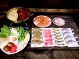 大头虾泰式海鲜火锅 冬季火锅养生,吃出健康美味
