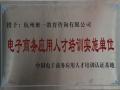 杭州聚一国际诚招淘宝美工 运营 微商 网络营销学徒