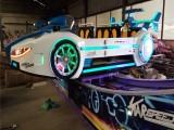 急速旋轉飛車LED炫彩燈光兒童廣場游樂設備ZBL-WYPC
